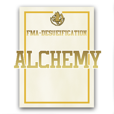 FMA OC Guidebook: Alchemy by tansyuduri