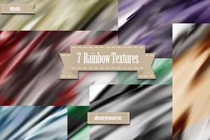 7 Rainbow Textures (900x600) by AllySmize