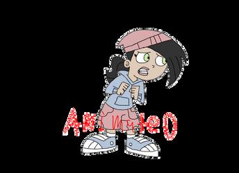 Dani-Phantom-Animation-Test by InkieDraws