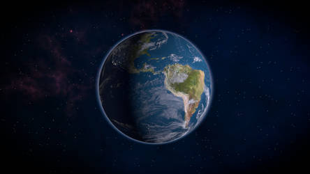Planeta Terra (Blender 3D Animation) by World-X-Movement