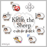 Sheep Cursor Pack