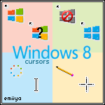 Windows 8 Cursor Pack