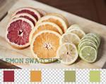 Lemon Swatches