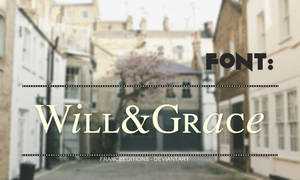 Will And Grace [Font]