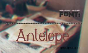 #Especial de Fonts [Antelope 2/5]