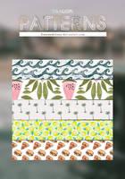 Random Patterns by FranceEditions
