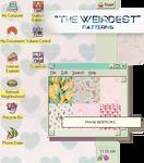 THEWEIRDEST // Patterns