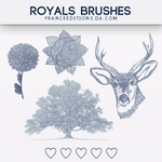 Royals // BRUSHES