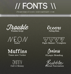 Hell Yeah // #2 Fonts