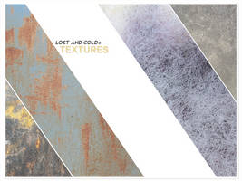 Lost and cold | textures by FranceEditions