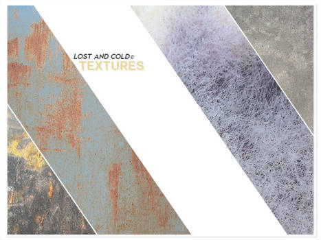 Lost and cold | textures