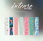Intense patterns [ random ]