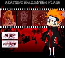 --+Akatsuki Halloween+-- by Marre-Chan95