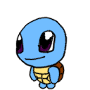 Squirtle Shimeji by kyra10987