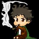 Frodo Shimeji by kyra10987