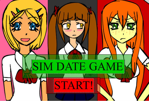 Sim Date Game [try]