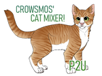Cat Mixer 2.12(Genetically accurate cat designer!) by Crowsmos