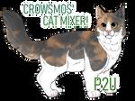 Cat Mixer: Longhair Edition!