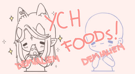 YCH FOODS COMMISSION [ OPEN ]
