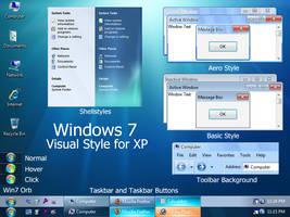 Windows 7 Update by Vher528