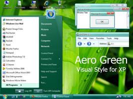 Aero Green by Vher528