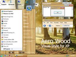 Aero Wood by Vher528