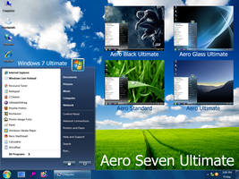 Aero Seven Ultimate by Vher528