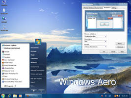 Windows Aero by Vher528
