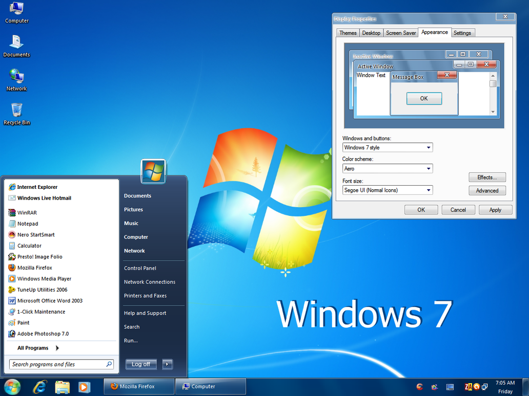How To Apply Custom Themes To Windows XP SP3