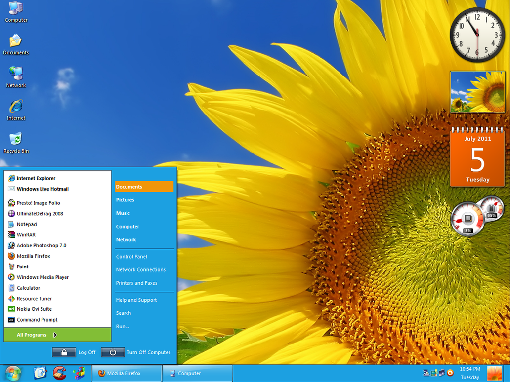 Windows Metro by Vher528