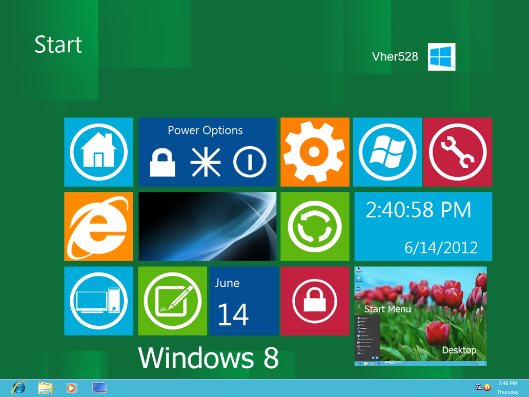 free download of windows 8 themes