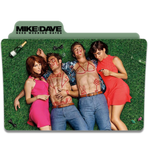 Mike And Dave Need Wedding Dates 2016.Mike And Dave Need Wedding Dates Folder Icon By