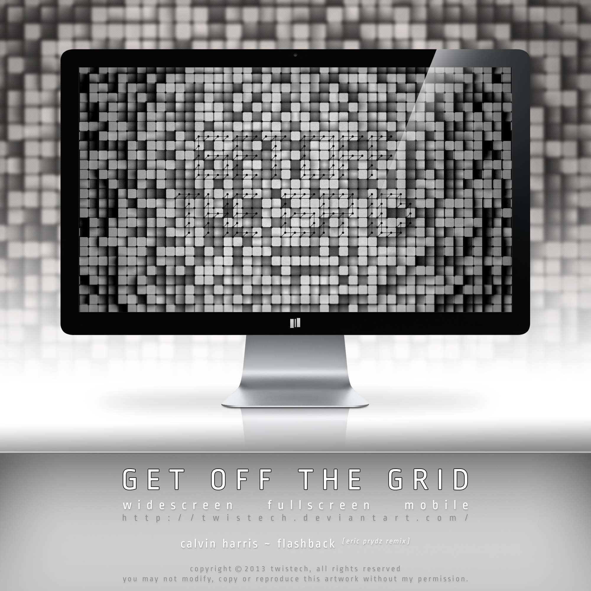 Get off the grid by Twistech