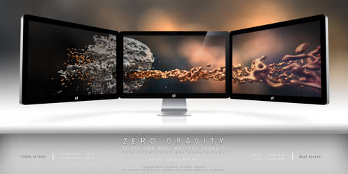 Zero gravity by Twistech