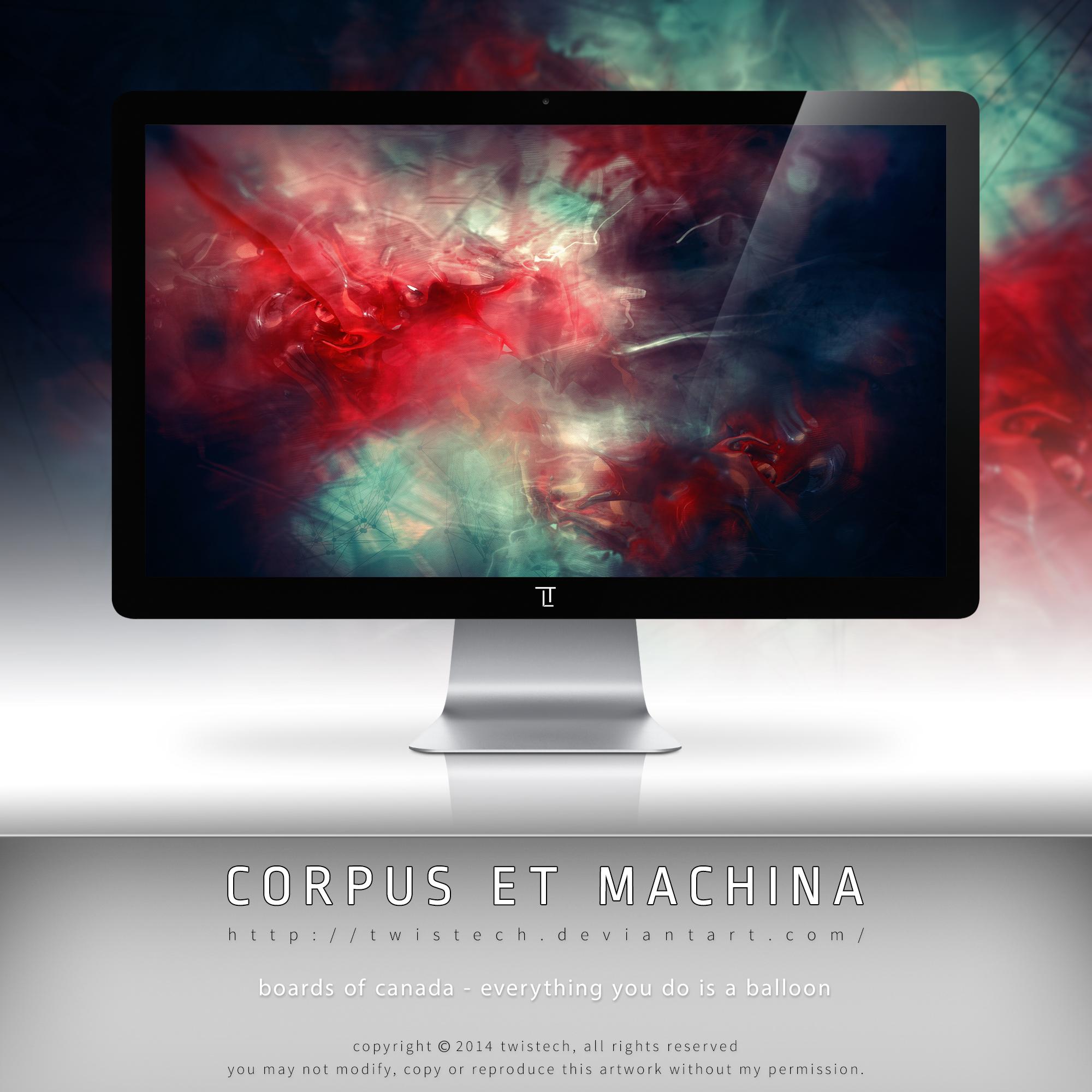 Corpus et machina