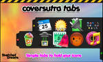 Coversutra Tabs