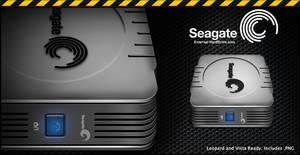 Seagate External HD Icon
