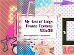 My 4set Frame Textures 800x600