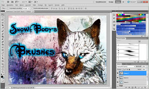 Snow-Body's Brushes by Snow-Body