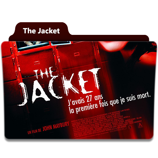 the jacket 2005 movie folder icon by ankit7838 on deviantart