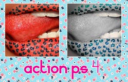 ps action 4. by psdnactions