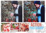 Photoshop Action 7-Vintage Effect.