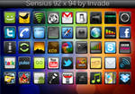 Sensius 92X94 for Android etc.