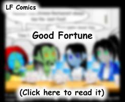 Good Fortune by LegendaryFrog
