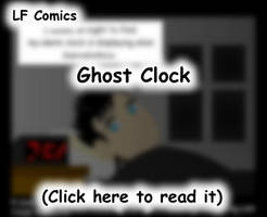 Ghost Clock by LegendaryFrog