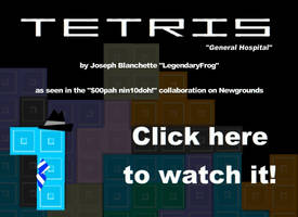 Tetris: General Hospital by LegendaryFrog