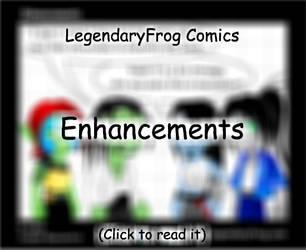Enhancements by LegendaryFrog