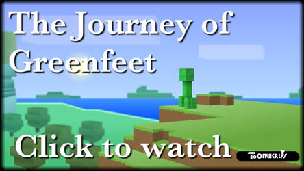 Minecraft Documentary: The Journey of Greenfeet