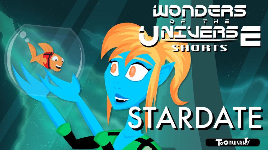 Wonders of the Universe: Stardate