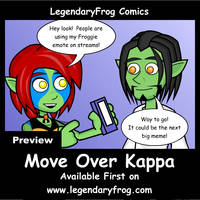 Move Over Kappa by LegendaryFrog